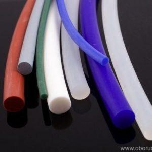 силиконовые шнуры